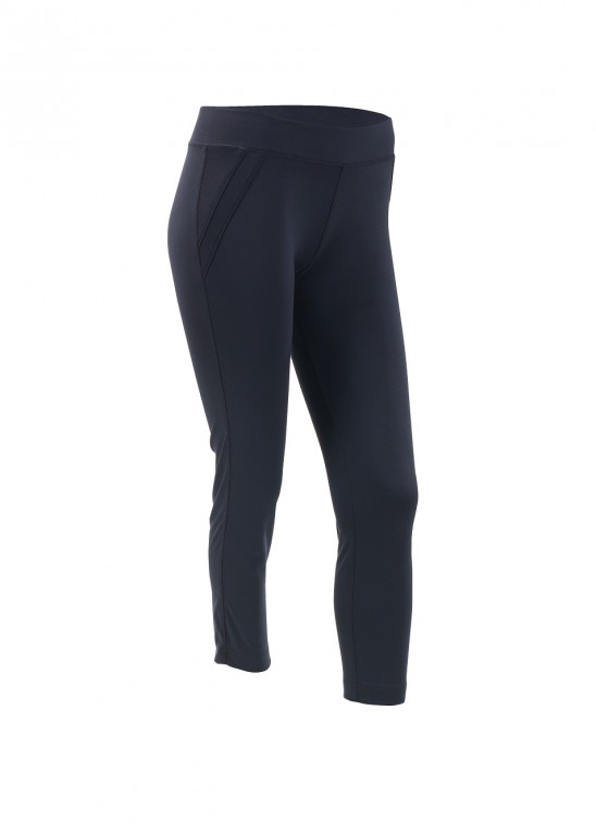 Front Pocket Legging Capri