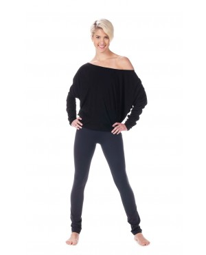 Relaxed Drop Shoulder Tunic