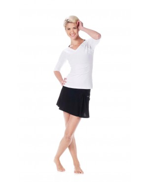 RELAXED V NECK TUNIC