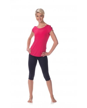 Anchor Filted Capri Pant